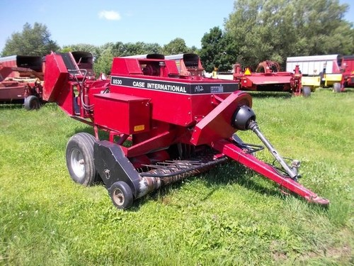 Pay for CASE IH 8530 SQUARE BALER OPERATORS MANUAL