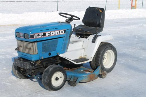 Pay For NEW HOLLAND FORD LGT14D LGT16D DIESEL LAWN GARDEN TRACTOR OPERATORS  MANUAL