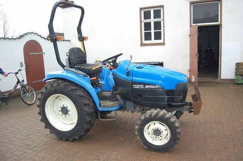 new holland tractor manual download