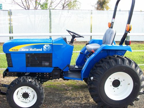 Hydrostatic Transmission Tractor : New holland t tractor with hydrostatic transmission