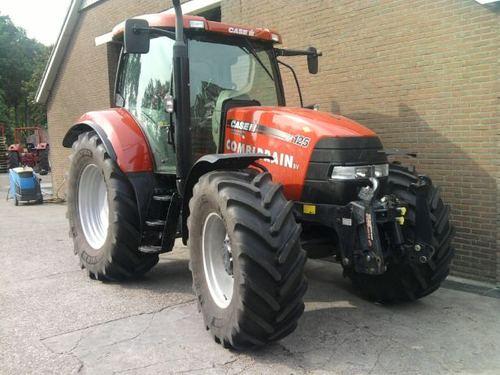 Case Ih Maxxum 110 120 130 115 125 140 Tractor Operators