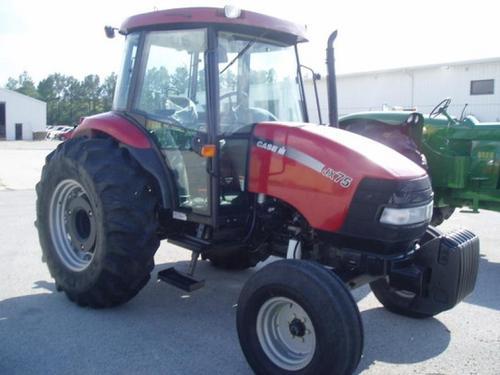 case ih jx55 jx65 jx75 jx85 jx95 tractor operators manual downloa rh tradebit com Case Tractor History Case JX95 Tractor Repair Manual