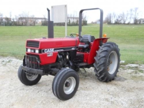 Case Ih 485 Tractor Operators Manual