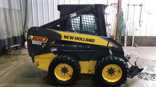 NEW HOLLAND L160 L170 SKID STEER LOADER OPERATORS MANUAL #2