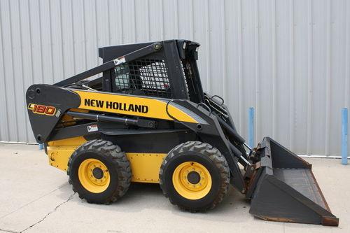 NEW HOLLAND L180 L185 L190 SKID STEER LOADER C185 C190 COMPACT TRACK LOADER OPERATORS MANUAL 2