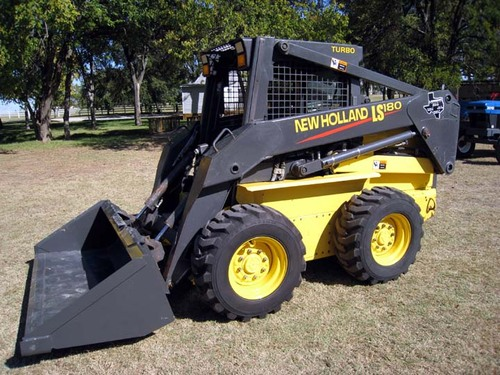 Pay for NEW HOLLAND LS180 SKID STEER LOADER OPERATORS MANUAL #2