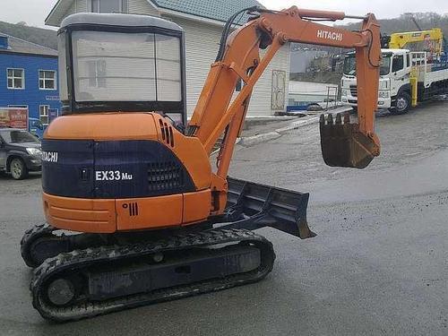 hitachi ex33u excavator equipment components parts catalog manual rh tradebit com Hitachi EX200 Manual Hitachi Excavator Battery