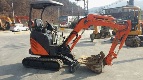 Pay for HITACHI ZX17U-2 EXCAVATOR PARTS CATALOG MANUAL ( Serial Number: 0010001 and up )