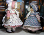 Thumbnail Sewing Patterns for 18 inch dolls like American Girl Doll