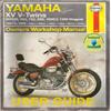 Thumbnail YAMAHA XV_V TWINS_XV535,700,750,920,1000 & 1100 VIRAGOS_1981-1994 OWNERS_WORKSHOP_MANUAL