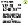 Thumbnail Yamaha_YZFR1_1998_Service_Manual &  YZF-R1(M)_2000_Supplementary_Service_Manual