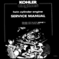 Thumbnail KOHLER KT17 KT19 KT 17 19 21 Series 2 KT21 Service Repair Manual