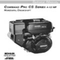 Thumbnail KOHLER COMMAND PRO CS SERIES 4-12 HP Service Repair Manual  HORIZONTAL CRANKSHAFT