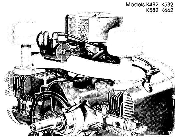 kohler k532 wiring diagram kohler k482 k532 k582 k662 service repair manual twin cylinder  kohler k482 k532 k582 k662 service
