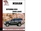 Thumbnail Nissan Xterra N50 2005 2006 Service Manual Repair Manual pdf Download