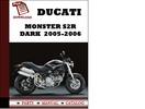 Thumbnail Ducati Monster S2R DARK parts manual (catalogue) 2005 2006 Pdf Download ( English,German,Italian,Spanish,French)