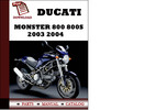 Thumbnail Ducati Monster 800 800s parts manual (catalogue) 2003 2004 Pdf Download ( English,German,Italian,Spanish,French)