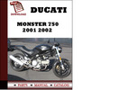 Thumbnail Ducati Monster 750 parts manual (catalogue) 2001 2002 Pdf Download ( English,German,Italian,Spanish,French)