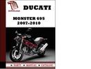 Thumbnail Ducati Monster 695 parts manual (catalogue) 2007 2008 2009 2010 Pdf Download ( English,German,Italian,Spanish,French)