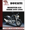 Thumbnail Ducati Monster 620 parts manual (catalogue) DARK 2005 2006 Pdf Download ( English,German,Italian,Spanish,French)