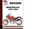 Thumbnail Ducati Monster 400 parts manual (catalogue) 2001 2002 Pdf Download ( English,German,Italian,Spanish,French)