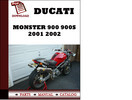 Thumbnail Ducati Monster 900 900s parts manual (catalogue) 2001 2002 Pdf Download ( English,German,Italian,Spanish,French)