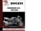 Thumbnail Ducati Supersport 1000 parts manual (catalogue) 2003 2004 2005 2006 Pdf Download ( English,German,Italian,Spanish,French)