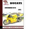 Thumbnail Ducati Superbike K748 parts manual (catalogue) 2001 Pdf Download ( English,German,Italian,Spanish,French)
