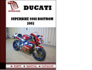 Thumbnail Ducati Superbike 998S Bostrom parts manual (catalogue) 2002 Pdf Download ( English,German,Italian,Spanish,French)