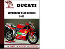 Thumbnail Ducati Superbike 998S Bayliss parts manual (catalogue) 2002 Pdf Download ( English,German,Italian,Spanish,French)