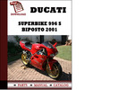 Thumbnail Ducati Superbike 996 Biposto parts manual (catalogue) 2001 Pdf Download ( English,German,Italian,Spanish,French)