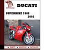 Thumbnail Ducati Superbike 748S parts manual (catalogue) 2002 Pdf Download ( English,German,Italian,Spanish,French)