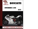 Thumbnail Ducati Superbike 1198S parts manual (catalogue) 2010 Pdf Download ( English,German,Italian,Spanish,French)