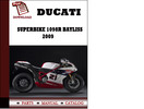 Thumbnail Ducati Superbike 1098R Bayliss parts manual (catalogue) 2009 Pdf Download ( English,German,Italian,Spanish,French)