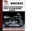 Thumbnail Ducati Multistrada 620 620Dark parts manual (catalogue) 2006 Pdf Download ( English,German,Italian,Spanish,French)