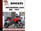 Thumbnail Ducati Multistrada 1200S ABS parts manual (catalogue) 2010 Pdf Download ( English,German,Italian,Spanish,French)