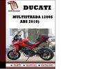 Thumbnail Ducati Multistrada 1200S ABS Touring parts manual (catalogue) 2010 Pdf Download ( English,German,Italian,Spanish,French)