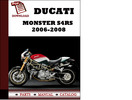Thumbnail Ducati Monster S4RS parts manual (catalogue) 2006 2007 2008 Pdf Download ( English,German,Italian,Spanish,French)