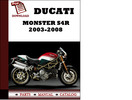 Thumbnail Ducati Monster S4R parts manual (catalogue) 2003 2004 2005 2006 2007 2008 Pdf Download ( English,German,Italian,Spanish,French)