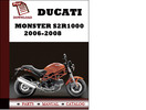 Thumbnail Ducati Monster S2R1000 parts manual (catalogue) 2006 2007 2008 Pdf Download ( English,German,Italian,Spanish,French)