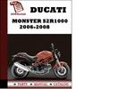 Thumbnail Ducati Monster S2R1000 parts manual (catalogue) 2006 2007 2008 Pdf Download ( English,German,Italian,Spanish,French)