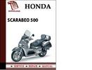 Thumbnail Aprilia Scarabeo 500 Workshop Service Repair Manual Pdf Download
