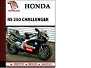 Thumbnail Aprilia RS 250 Challenger Version ( USA) Workshop Service Repair Manual Pdf Download