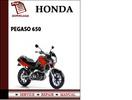 Thumbnail Aprilia Pegaso 650 Workshop Service Manual Repair Manual Download