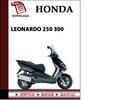 Thumbnail Aprilia Leonardo 250 300 Workshop Service Repair Manual Pdf Download