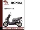 Thumbnail Aprilia Leonardo 125 Workshop Service Repair Manual Pdf Download