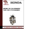 Thumbnail Aprilia Engine 120-154 Leonardo ,120s-154s-177s Scarabeo Workshop Service Repair Manual Pdf Download