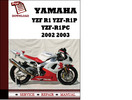 Thumbnail Yamaha Yzf R1 Yzf-r1p Yzf-r1pc 2002 2003 Workshop Service Repair Manual Pdf Download
