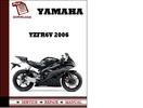Thumbnail Yamaha YZFR6V 2006 Workshop Service Repair Manual Pdf Download