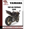 Thumbnail Yamaha YZF-R6 YZFR6X 2008 Workshop Service Repair Manual Pdf Download